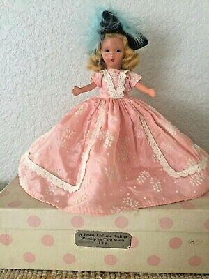 Vintage Nancy Ann Storybook Dolls ~ #189 March 6 1/2