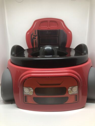 The First Years Wheels Racer Potty System - Very Good Condit
