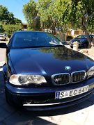 BMW 330ci E46 coupe M-sport 2003 sports auto very weell kept. Tea Tree Gully Tea Tree Gully Area Preview