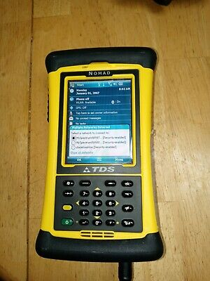 Trimble Tds Nomad 900gle 6 Gb Data Collector