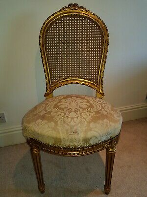 Antique French Gilt chair