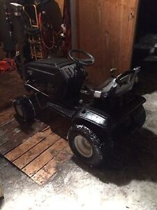 12 hp MTD lawn mower