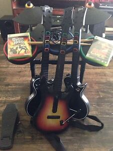 Xbox 360 games with instruments