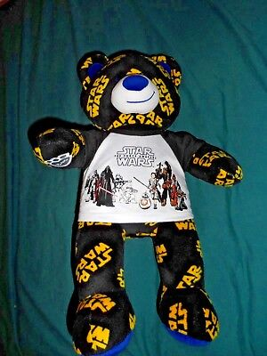 Build A Bear Star Wars Words Galaxy Far Away 17