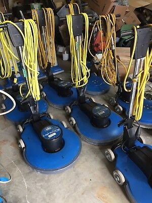 Windsor Lightning 2000 Floor Bufferburnisher Finishing Machine Tested Working