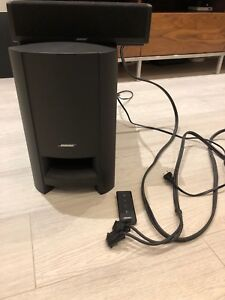 Bose Cinemate 10 -  $280OBO sound bar retails $600