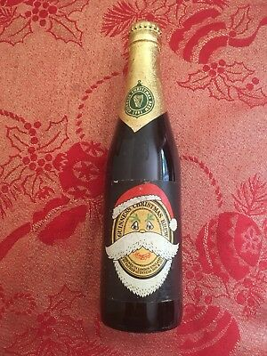 Guinness Original Christmas Brews 1981/82 Bottles Good Condition See Photos