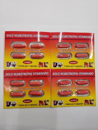 Dolo Neurotropas Vitaminado 16 capsulas