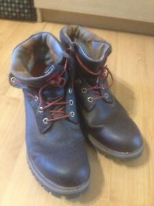Lightly used Timberland Winter Boots