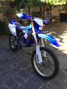 Yamaha WR250F, 2005 Cape Paterson Bass Coast Preview