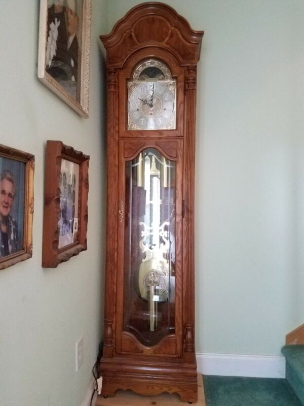 Bronson Grandfather Clock By Howard Miller 78th Anniversary Edition