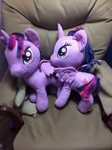 Little pony plush
