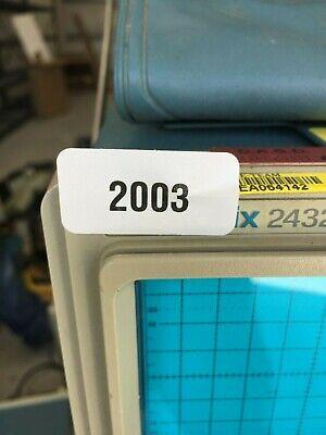 Tektronix2432a Oscilloscope