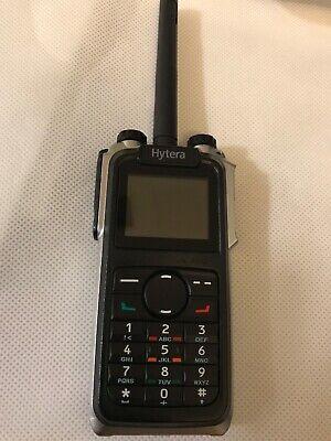 Hytera X1p 4W UHF DMR Digital 2 way Covert Radio Military Police CP Surveillance segunda mano  Embacar hacia Argentina
