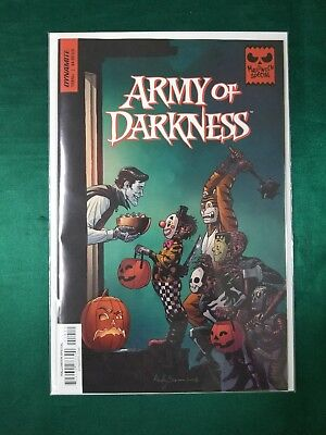 Army of Darkness Halloween Special (One Shot) Comic Book 2018 - Dynamite](Special Halloween Shots)