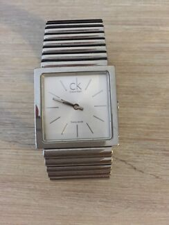 Calvin Klein Swiss Ladies Watch Manly Manly Area Preview