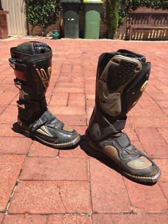 Sidi moto bike boots