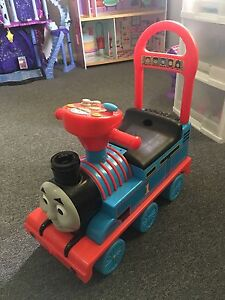 Thomas tank engine ride on steam Casula Liverpool Area Preview