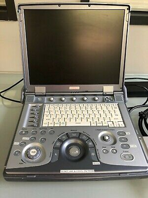 Ge Logiq Ultrasound - Used