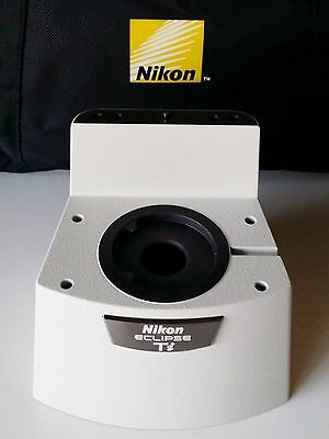 Nikon Eclipse Ti Microscope Ti-t-b Binocular Body Base Unit Meb55800