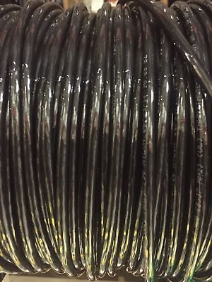 100 6 Awg Black Thhnthwn Copper Building Wire