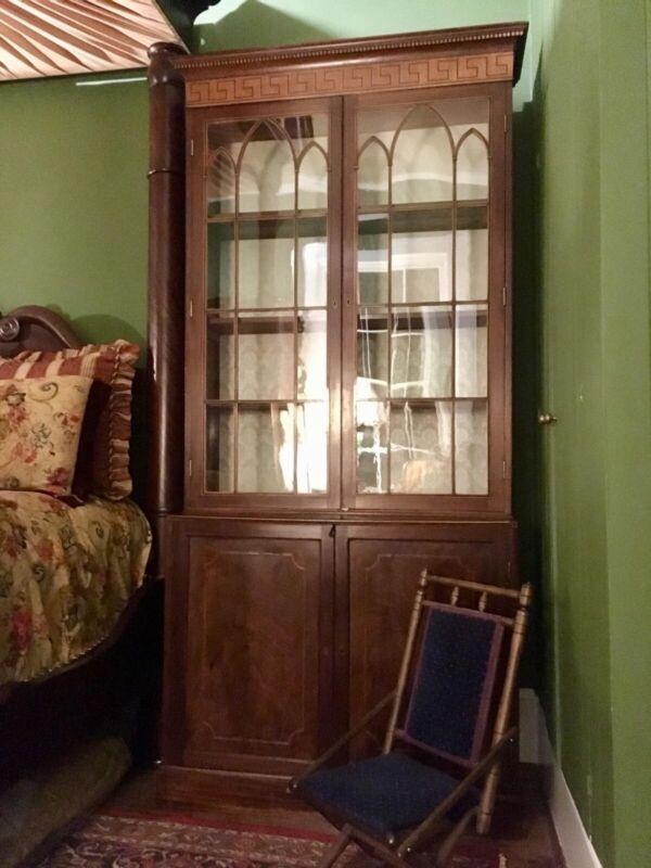 Regency Mahogany Bookcase, early 19th century