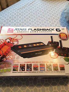 Atari Flashback 6 Like New