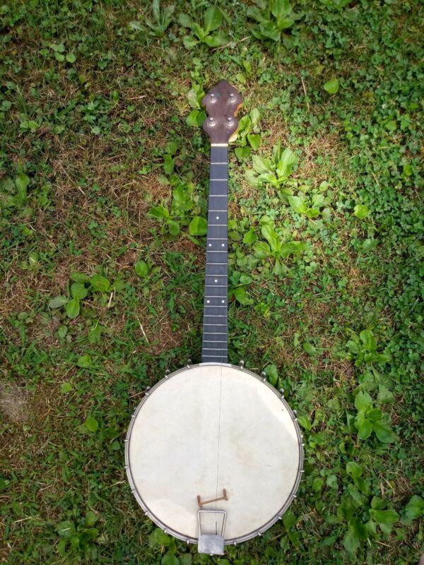 Antique Weymann Banjo/Tenor