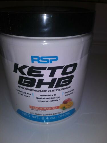 RSP Keto BHB Exogenous Ketones Powder 11.7g goBHB Fat Burner