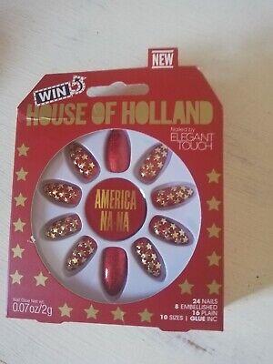House of holland Elegant Touch False Nails
