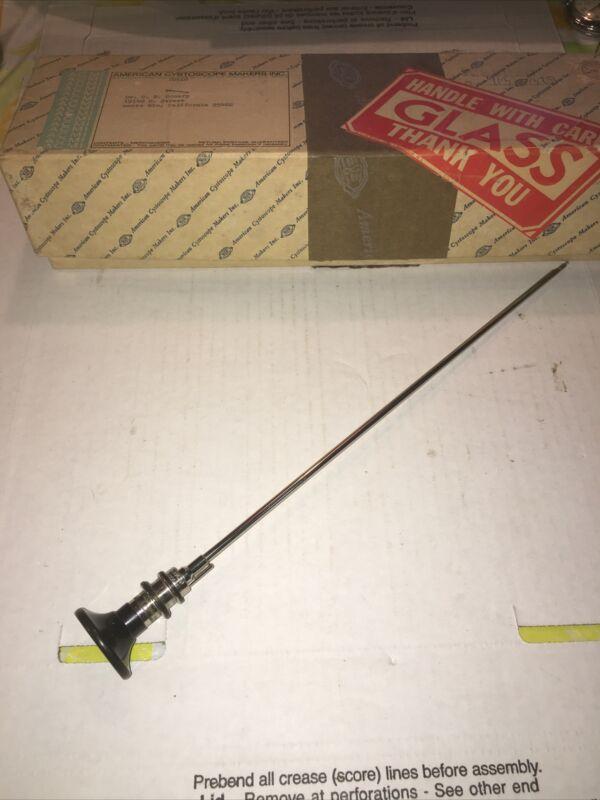 Vintage ACMI American Cystoscope Makers Cystoscope NICE Original Box 125856 MR2