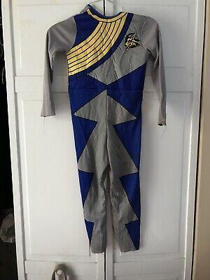 Power Rangers Wild Force Costumes (power rangers wild force silver ranger halloween Costume Cosplay)