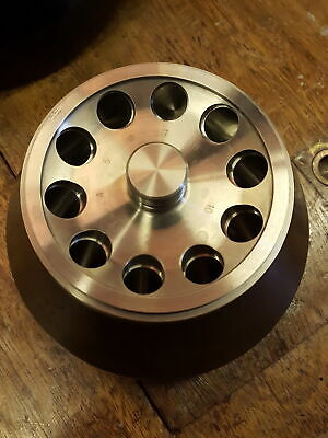 Rp65t-745 Centrifuge Rotor 65000 Rpm Speed Ultracentrifuge