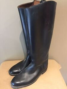 Brand new leather  Boulet Biltrite horse riding boots