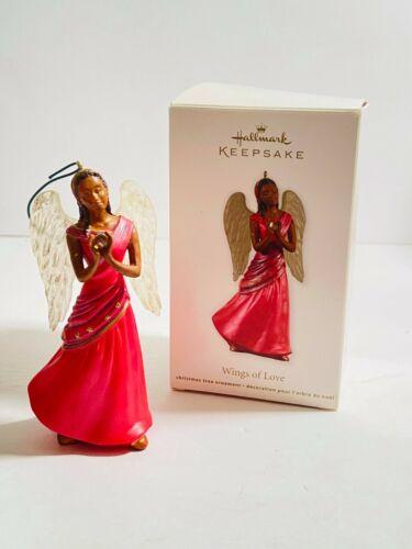 Hallmark Keepsake Christmas Ornament - Wings of Love - 2011- Angel