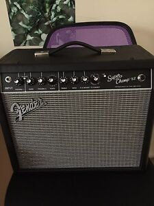Fender super champ x2 15w amp combo Glass House Mountains Caloundra Area Preview