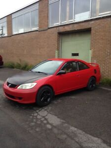 Honda Civic sport two doors