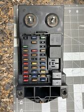 1997 1998 FORD F150 F250 INTERIOR FUSE RELAY BLOCK ...