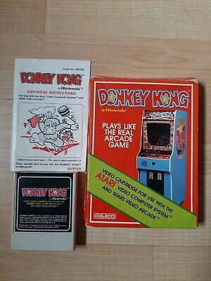 Atari 2600 Donkey Kong CIB (video games) (coleco)