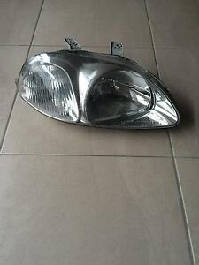 Honda Civic EK 1997 headlight Cecil Hills Liverpool Area Preview