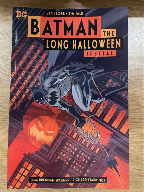 BATMAN THE LONG HALLOWEEN SPECIAL #1 NM COVER A TIM SALE 10/19 2021
