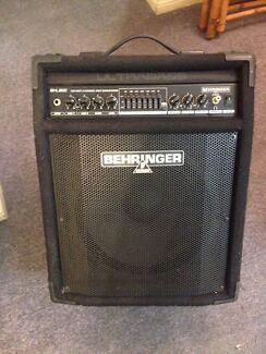 Behringer Ultrabass GXL1800 Never ever used!