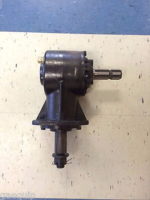 Replacement Rotary Cutter Gearbox 6-splined Input Shaft 40hp Free Shipping