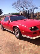 1982 Chev Camaro Z28 coupe Willetton Canning Area Preview