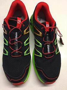 Salomon men's trail running shoes Manly Manly Area Preview
