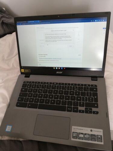Acer chromebook 14 for work cp5-471, très bon état