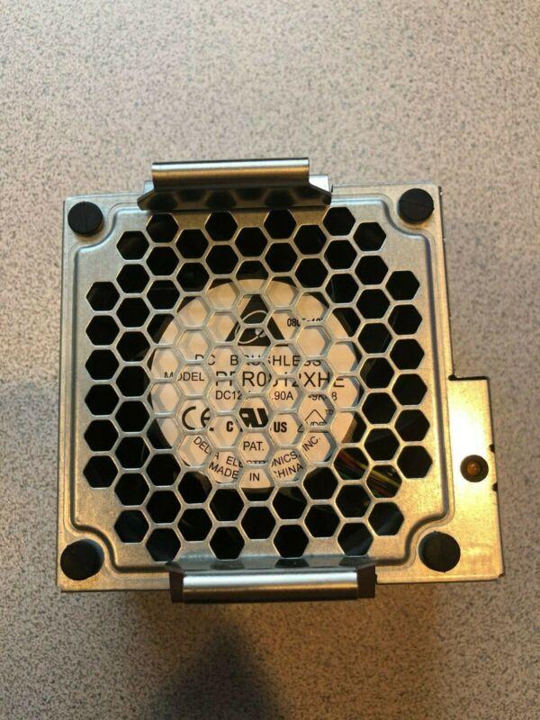 Lot of 2 - HP 597899-001 ASSY FAN 80mm - PFR0812XHE Used Hot Swap