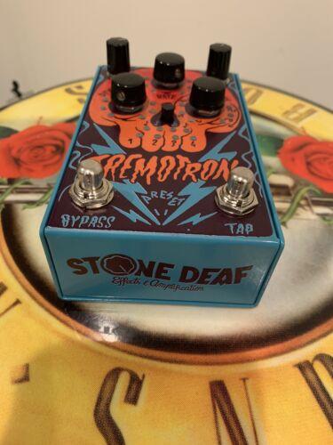 Stone Deaf FX Tremotron Dual Analog Tremolo Guitar FX Effects Pedal  - $175.00