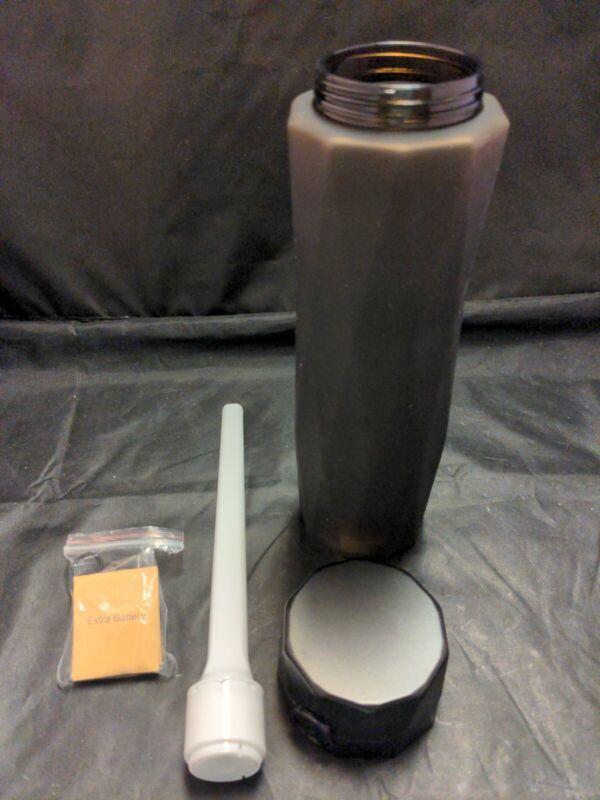 Hidrate Spark 2.0 Smart Water Bottle, Black
