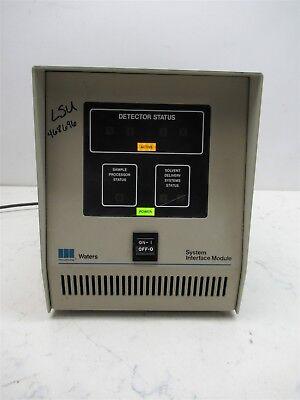 Millipore Waters System Interface Module Sim Laboratory Pump Unit